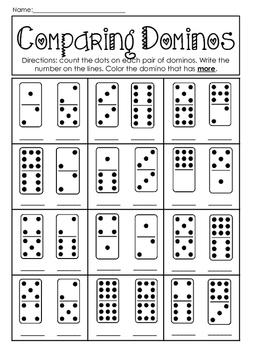 Comparing Dominos