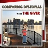 Comparing Dystopias with The Giver
