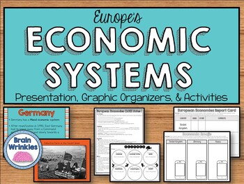 European Economic Systems: UK, Germany, and Russia (SS6E5)