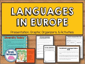 European Languages (SS6G10)