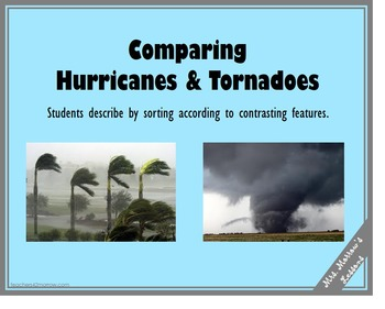 Comparing Extreme Weather Conditions