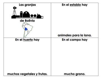 Comparing Farms in U.S. and South American / las granjas