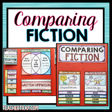 Comparing Fiction Texts Lapbook