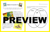 Comparing Fiction and NonFiction: Reading Passage and Genre Venn Diagram