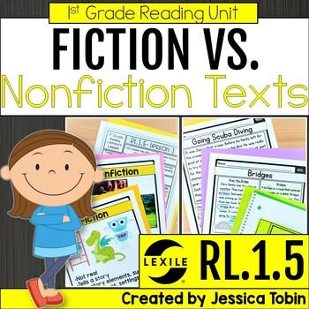 Comparing Fiction and Nonfiction RL1.5 (Fiction Vs. Nonfiction)