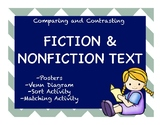 Comparing Fiction and Nonfiction Text