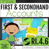Comparing Firsthand and Secondhand Accounts RI4.6