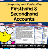 Comparing Firsthand and Secondhand Accounts of the Same Topic: Distance Learning