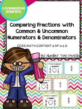 Comparing Fractions With Cooperative Learning