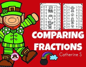 Comparing Fractions Same Numerator Same Denominator