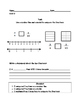 Comparing Fractions 3.NF.3 Different Denominators