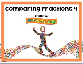 Comparing Fractions 4 (Part of Fractions Unit)