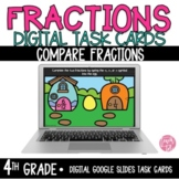 Comparing Fractions 4th Grade Spring