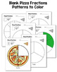 Comparing Fractions Activity: Pizza Fractions Mix Up (4th and 5th Grades)