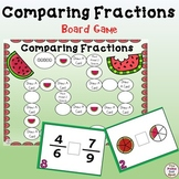 Comparing Fractions Board Game