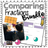 Comparing Fractions Game, Pre-test & Exit Ticket