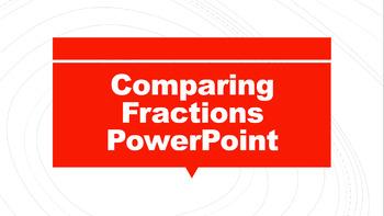 Comparing Fractions Bundle