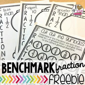COMPARING FRACTIONS CRAFTIVITY