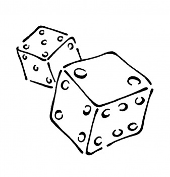 Comparing Fractions Dice Roll