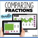 Comparing Fractions Digital Mini Bundle
