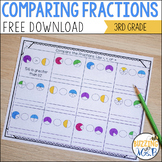 Comparing Fractions Free Download