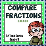 Comparing Fractions - Grade 3
