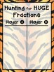Comparing Fractions: Hunting for Huge Fractions