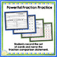 Comparing Fractions Task Cards | Multiple Representation Activity