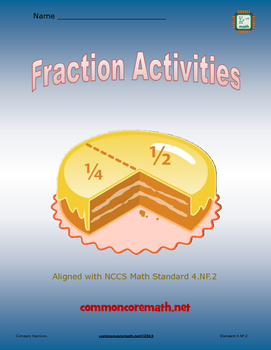 Comparing Fractions - NCCS Math 4.NF.2