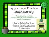 Comparing & Order  Fractions, Equivalent Fractions Craftiv