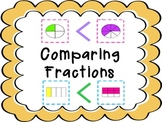 Comparing Fractions Posters