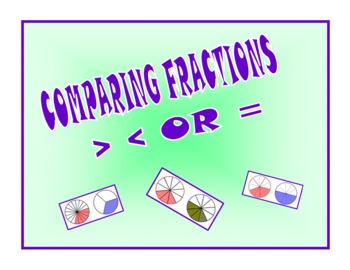 Comparing Fractions Power Point