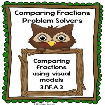 Comparing Fractions Worksheets for 3rd Grade Fractions Standard 3.NF.3