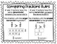 Comparing Fractions Rules Poster