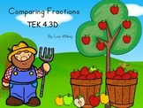 Comparing Fractions - TEK 4.3D