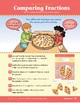 Comparing Fractions (Take It to Your Seat Centers Common Core Math)