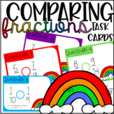 Comparing Fractions Task Cards!
