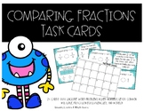 SOL 4.2a Comparing Fractions Task Cards