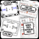 Comparing Fractions Task Cards (Cow Joke Edition) - with u