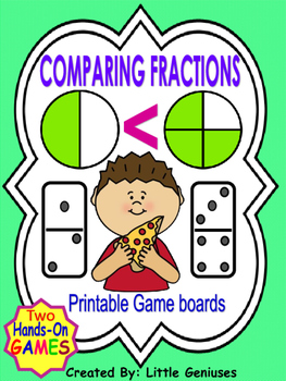 Comparing Fractions~ Two fun Games