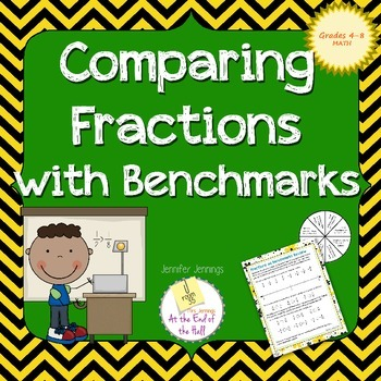 Comparing Fractions Using Benchmarks