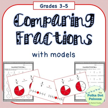 Comparing Fractions With Models