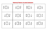 Comparing Fractions With Same Denominator