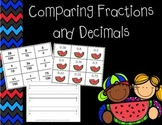 #presidentialdollardeals Comparing Fractions and Decimals