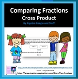 Comparing Fractions by Using the Cross Product