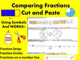 Comparing Fractions in Different Forms