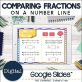 Comparing Fractions on a Number Line Google Classroom