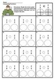 Comparing Fractions w/Same Denominator 1 (Tiered)