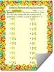 Comparing Fractions with Like Denominators Worksheet Assessment