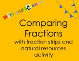 Comparing Fractions with Renewable and Nonrenewable Resources